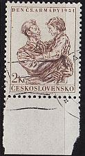 Buy CSSR [1954] MiNr 0877 ( O/used )
