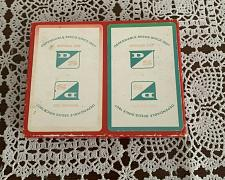 Buy Two Deck Box Advertising Playing Cards Dependable Seeds For Dog Rescue Charity