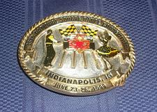 Buy 1999 Square Dance Convention Number 48 Metal Belt Buckle For Dog Rescue Charity