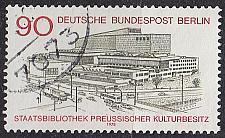 Buy GERMANY BERLIN [1978] MiNr 0577 ( O/used ) Bauwerke