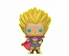 Buy Dragon Ball Super Super Saiyan Hercule Glow-in-the-Dark Pop! Vinyl Figure - Spec