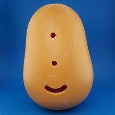 Buy Mrs. Potato Head 5 1/2 Inch Body Spud Tater Replacement Part Playskool Friends