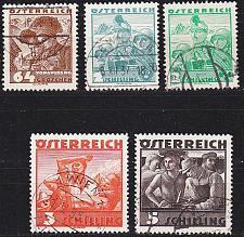 Buy ÖSTERREICH AUSTRIA [1934] MiNr 0567 ex ( O/used ) [01] Trachten