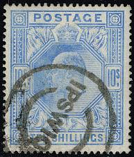 Buy Great Britain #141 King Edward VII; Used (3Stars)  GBR0141-01XVK