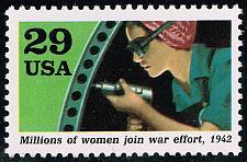 Buy US #2697h World War II; MNH (4Stars) |USA2697h-01