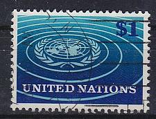 Buy UNO New York [1966] MiNr 0165 ( O/used )