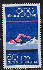 Buy GERMANY BUND [1972] MiNr 0722 ( **/mnh ) Olympiade