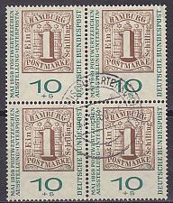 Buy GERMANY BUND [1959] MiNr 0310 a 4er ( O/used ) Briefmarken