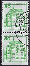 Buy GERMANY BERLIN [1980] MiNr 0615 CD ( O/used ) Burgen Schlösser