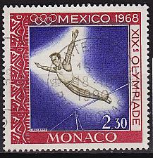 Buy MONACO [1968] MiNr 0887 ( O/used ) Olympiade