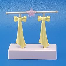 Buy Playmobil Fashion Store 9113 Pink Clothing Clothes Rack Boutique With Bows Star