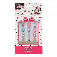 Buy Licensed Disney Junior Minnie Mouse Press-On Nails