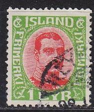 Buy ISLAND ICELAND [1931] MiNr 0156 ( O/used )