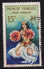 Buy POLYNESIE FRANCAISE [1964] MiNr 0035 ( O/used )