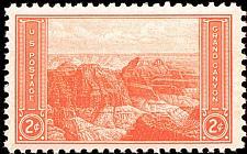 Buy 1934 2c Grand Canyon, Arizona Scott 741 Mint F/VF NH