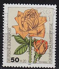 Buy GERMANY BUND [1982] MiNr 1150 ( O/used ) Blumen