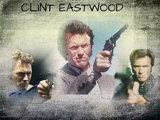 Buy CLINT EASTWOOD 3 FT X 5 FT FABRIC BANNER