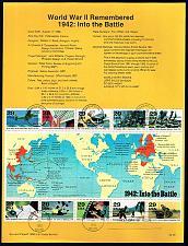 Buy US #SP1020 (2697) World War II (5Stars) |USASP1020-01