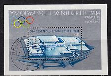 Buy GERMANY DDR [1983] MiNr 2843 Block 74 ( OO/used ) Olympiade
