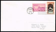 Buy Richard Nixon Inauguration Day Cover |USACVRLOT-18XDP