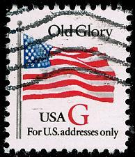 Buy US #2882 Old Glory; Used (3Stars) |USA2882-02