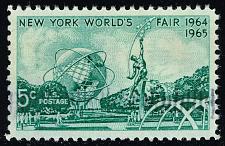 Buy US #1244 New York World's Fair; Used (2Stars) |USA1244-12