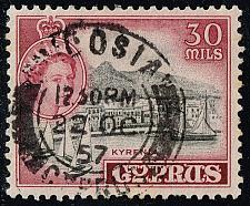 Buy Cyprus #175 Kyrenia; Used (2Stars) |CYP0175-05XRS