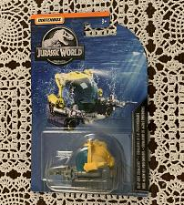 Buy Brand New Matchbox Jurassic World Deep Dive Submarine Ages 3 and Up For Charity