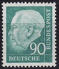 Buy GERMANY BUND [1957] MiNr 0265 w ( */mh )