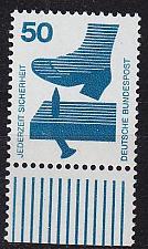 Buy GERMANY BUND [1971] MiNr 0700 A URand ( **/mnh )