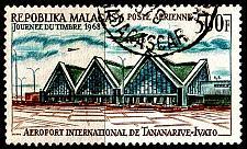 Buy MADAGASKAR MADAGASCAR [1968] MiNr 0580 ( O/used ) Bauwerke