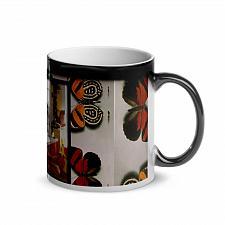 Buy Glossy Black Magic Mug