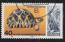 Buy GERMANY BERLIN [1977] MiNr 0554 ( O/used ) Tiere