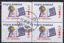 Buy RUMÄNIEN ROMANIA [2002] MiNr 5676 4er ( O/used ) Briefmarken