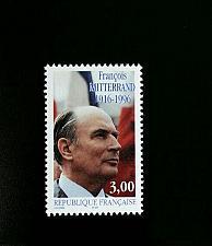 Buy 1997 France Francois Mitterrand Scott 2552 Mint F/VF NH