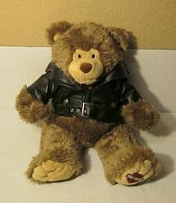 Buy Harley-Davidson 16 in. Huggable Stuffed Plush Brown Bear