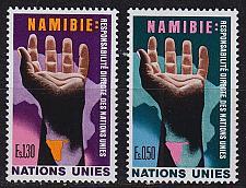 Buy UNO Genf [1975] MiNr 0052-53 ( **/mnh )