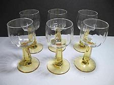 Buy Bryce port glass yellow