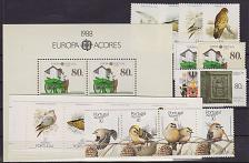 Buy PORTUGAL [Azoren] MiNr 0390a-96 ( **/mnh ) [01] Jahrgang 1988 komplett