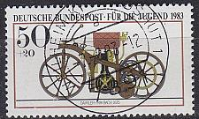 Buy GERMANY BUND [1983] MiNr 1168 ( O/used ) Auto