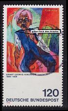 Buy GERMANY BUND [1974] MiNr 0823 F17 ( O/used ) [01] Gemälde Plattenfehler