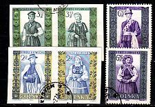 Buy POLEN POLAND [1960] MiNr 1156 ex ( O/used ) [01] Trachten