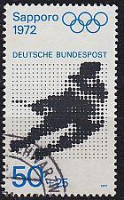 Buy GERMANY BUND [1971] MiNr 0683 ( O/used ) Olympiade