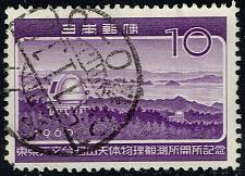 Buy Japan #707 Okayama Astrophysical Observatory; Used (2Stars)  JPN0707-01XVA