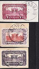 Buy ÖSTERREICH AUSTRIA [1919] MiNr 0284 ex ( BStk ) [01]