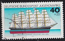 Buy GERMANY BUND [1977] MiNr 0930 ( O/used ) Schiffe