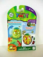 Buy Leap Frog Rockit Twist Dinosaur Discoveries Banzai Beans Game Pack BRAND NEW