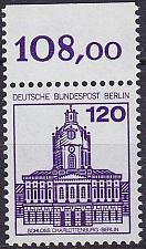 Buy GERMANY BERLIN [1982] MiNr 0675 o ( **/mnh ) Burgen Schlösser