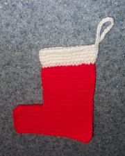 Buy Brand New Hand Crocheted Mini Christmas Stocking For Dog Rescue Charity