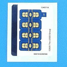 Buy Lego Sticker Sheet Set 76141 Thanos Mech 66618/6288586